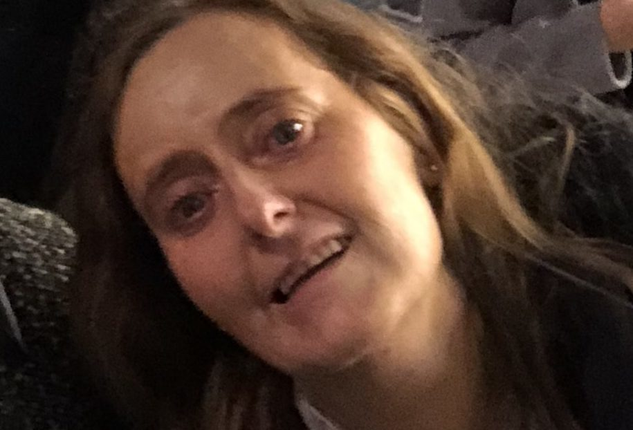 Missing woman Leigh Hunter (Police Scotland)