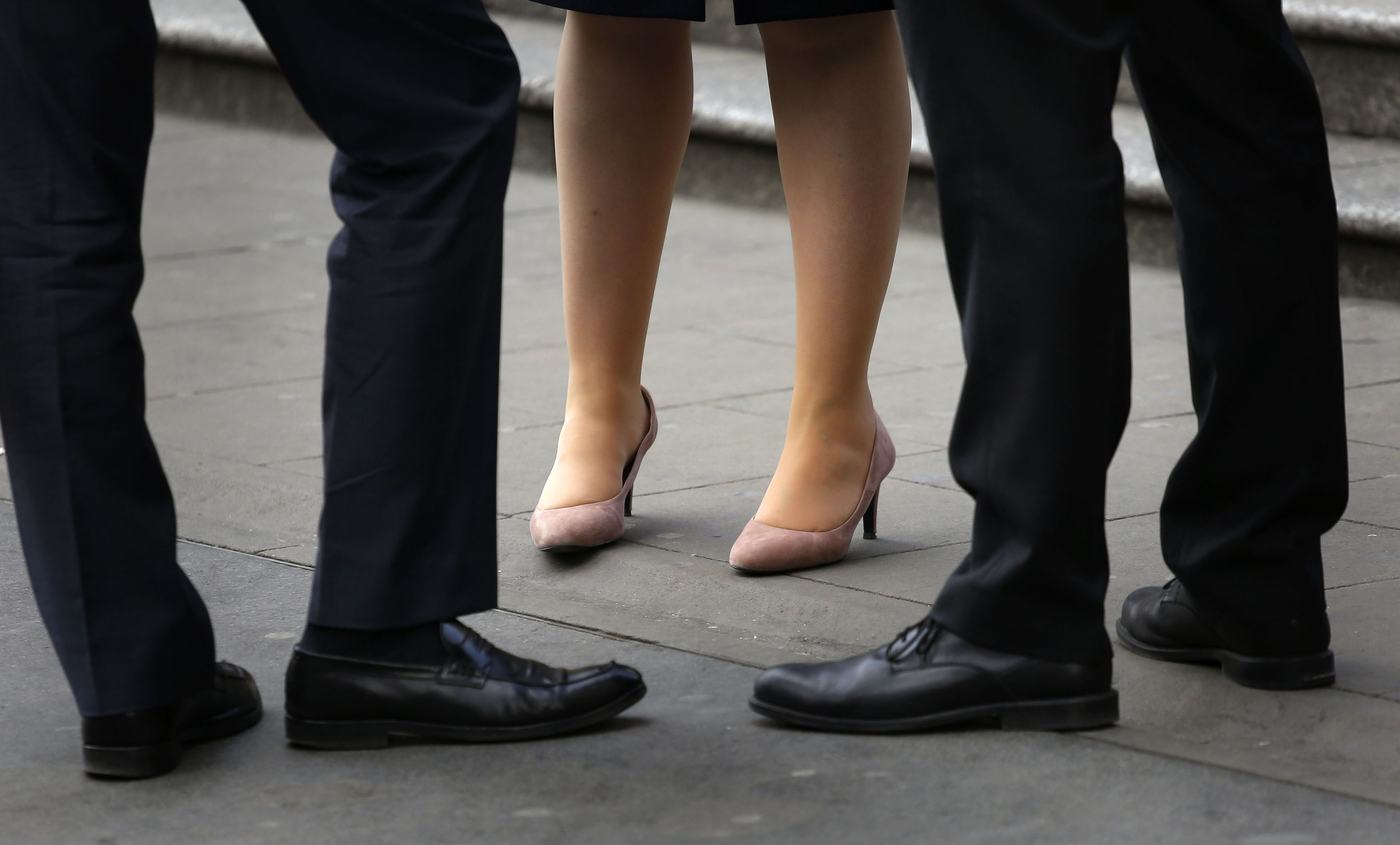Research by the TUC found that women have effectively been working for free so far this year because of the gender pay gap. (Philip Toscano/PA Wire)