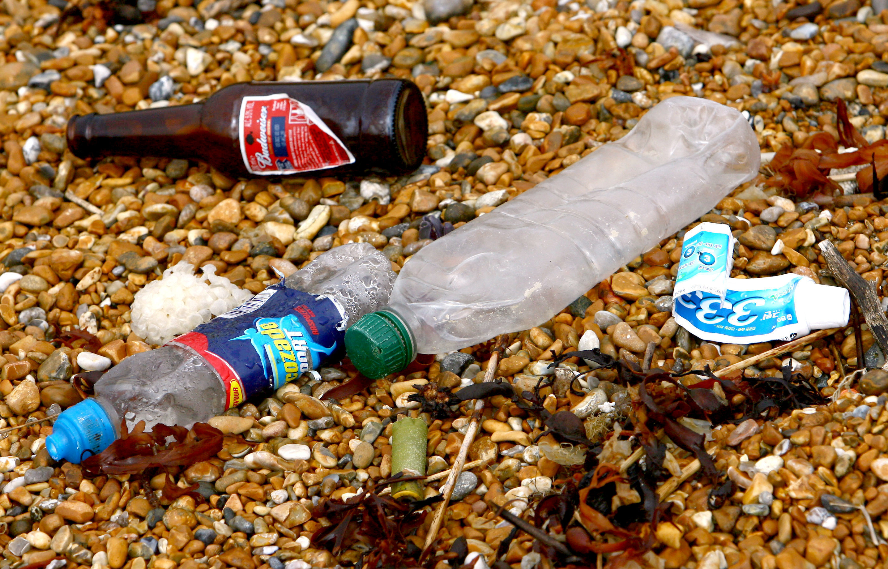 The report warns that overall the amount of plastic waste the country produces is set to rise by a fifth by the end of the next decade - with a 34% rise in crisp packets, 41% more plastic straws and 9% more drinks bottles. (Gareth Fuller/PA Wire)