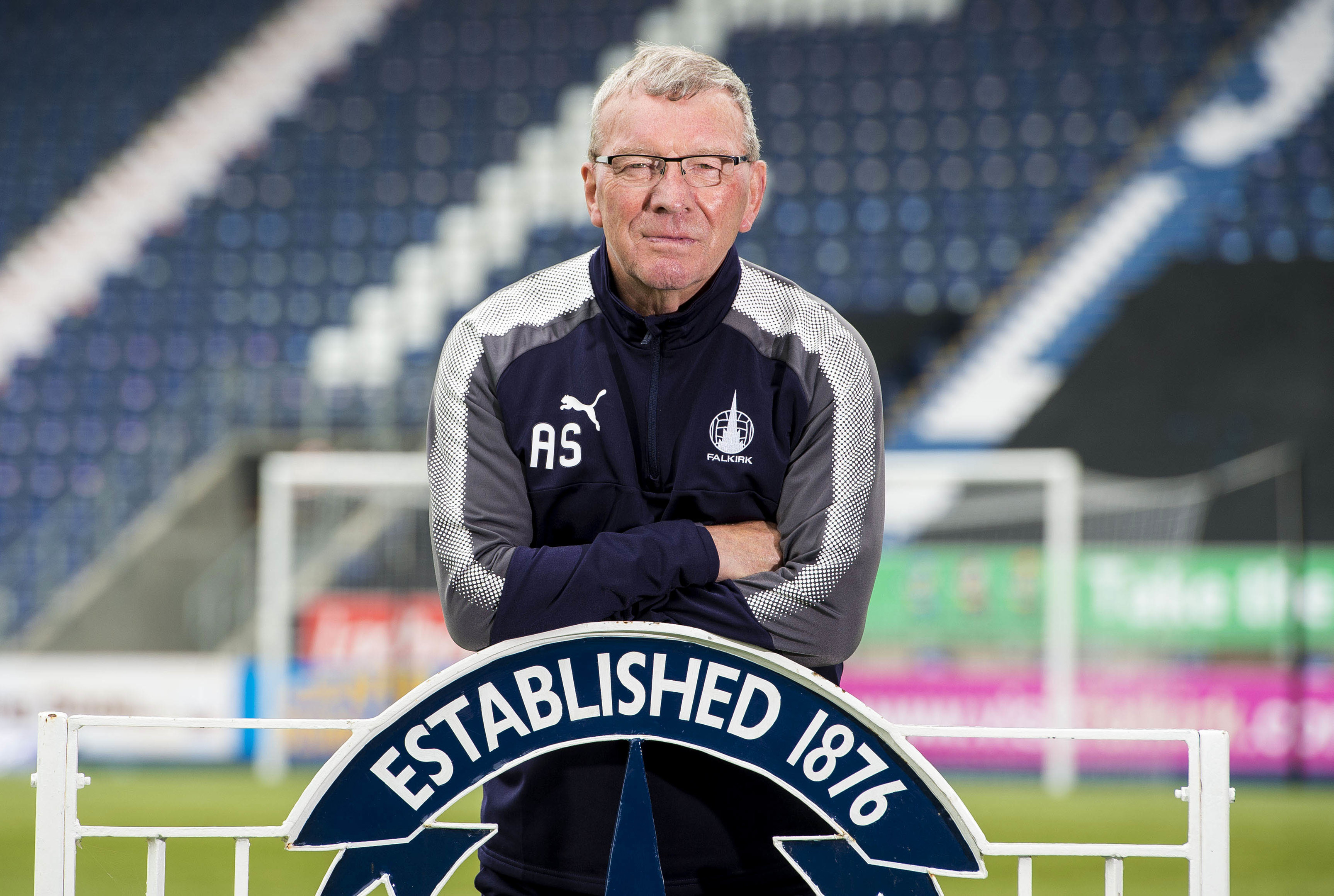 Scottish football legend Alex Smith to retire at the end of