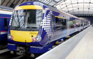 ScotRail hails improved punctuality on train services
