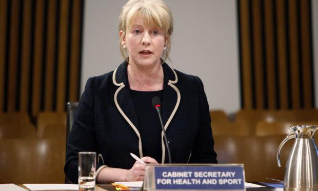 Shona Robison, Cabinet Secretary for Health and Sport (Andrew Cowan/Scottish Parliament)