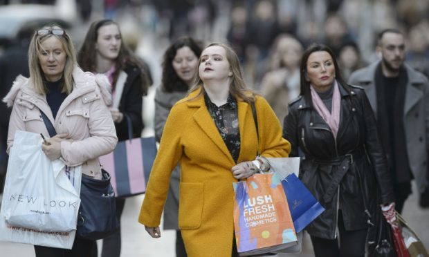 A Low Emission Zone is designed to cut pollution for people in Glasgow city centre (John Linton/PA)