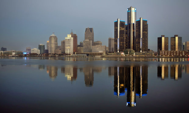 Detroit, Michigan (Getty Images/iStock)
