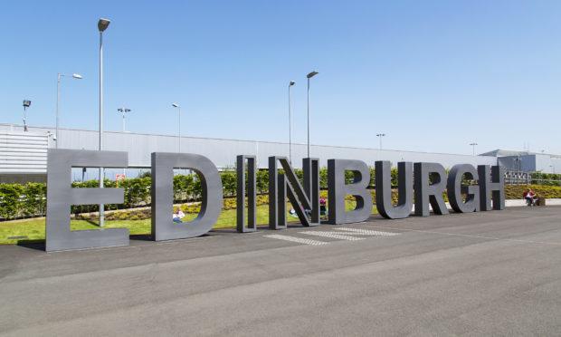 Edinburgh Airport (iStock/Getty Images)