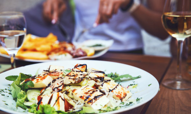 The poll for Diabetes UK found just 29% of people feel well-informed about the nutritional content of their food when eating out (Getty Images/iStock)