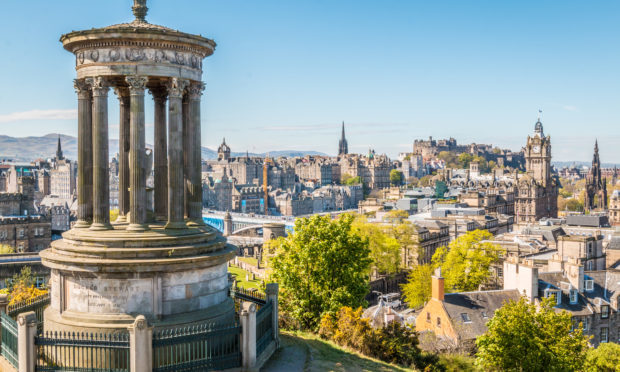 Edinburgh (Getty Images/iStock)
