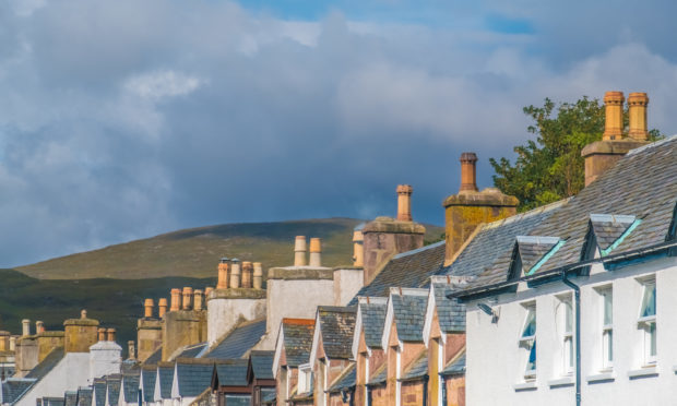 Disposable income spent on mortgage payments in Scotland is 9% less than the rest of the UK (Getty images/iStock)