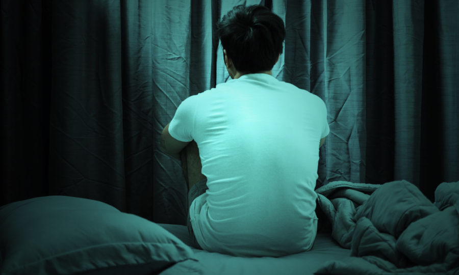 Students are suffering from low sleep quality (Getty Images/iStock)