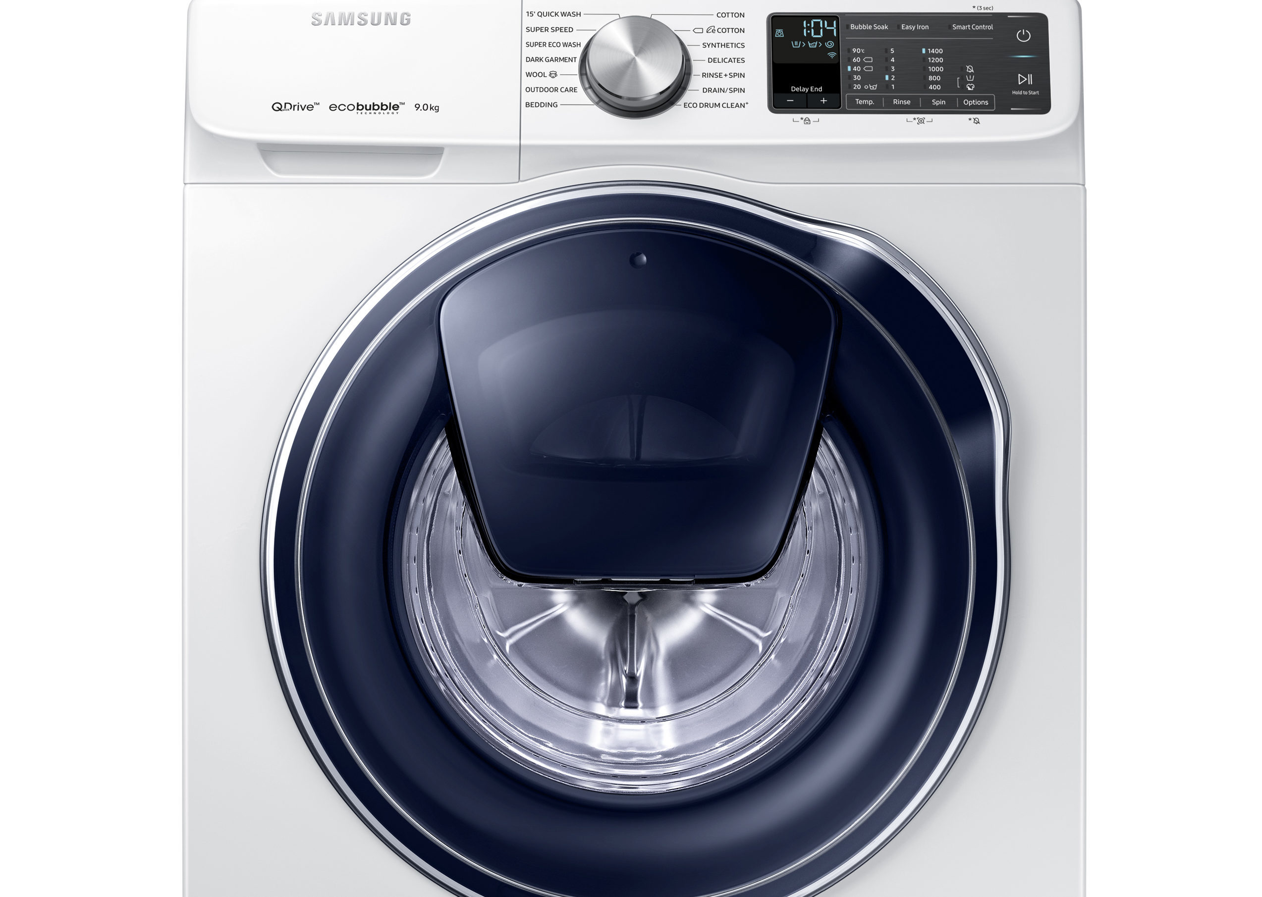 how to connect samsung washer to wifi