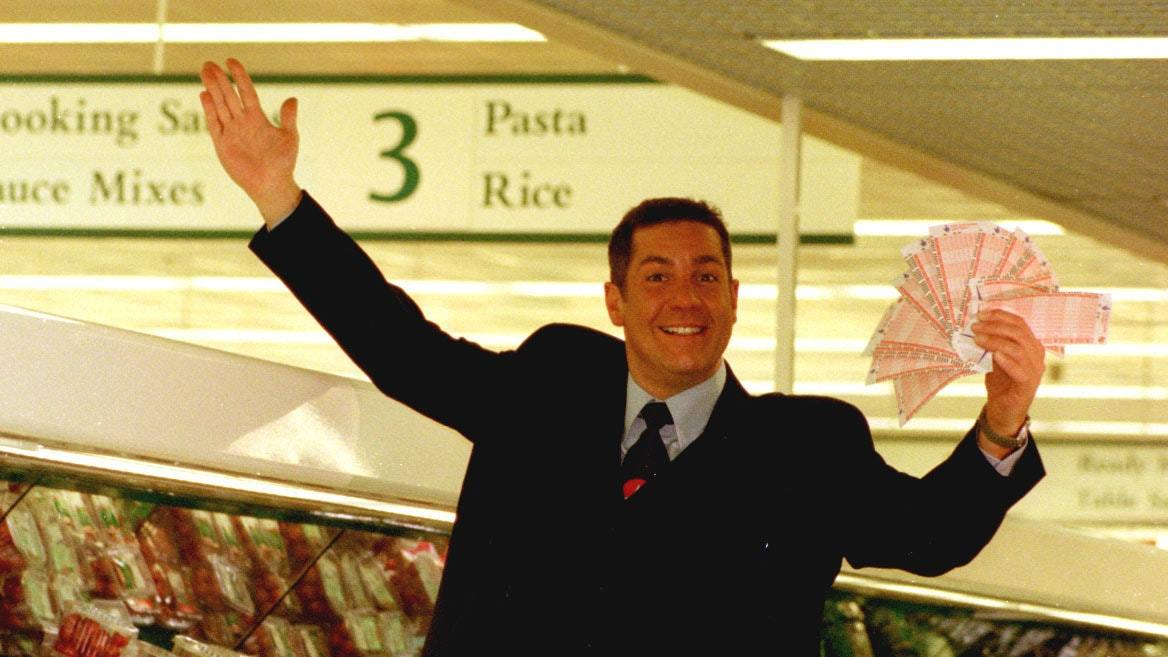 Dale Winton death: A look back on the iconic gameshows