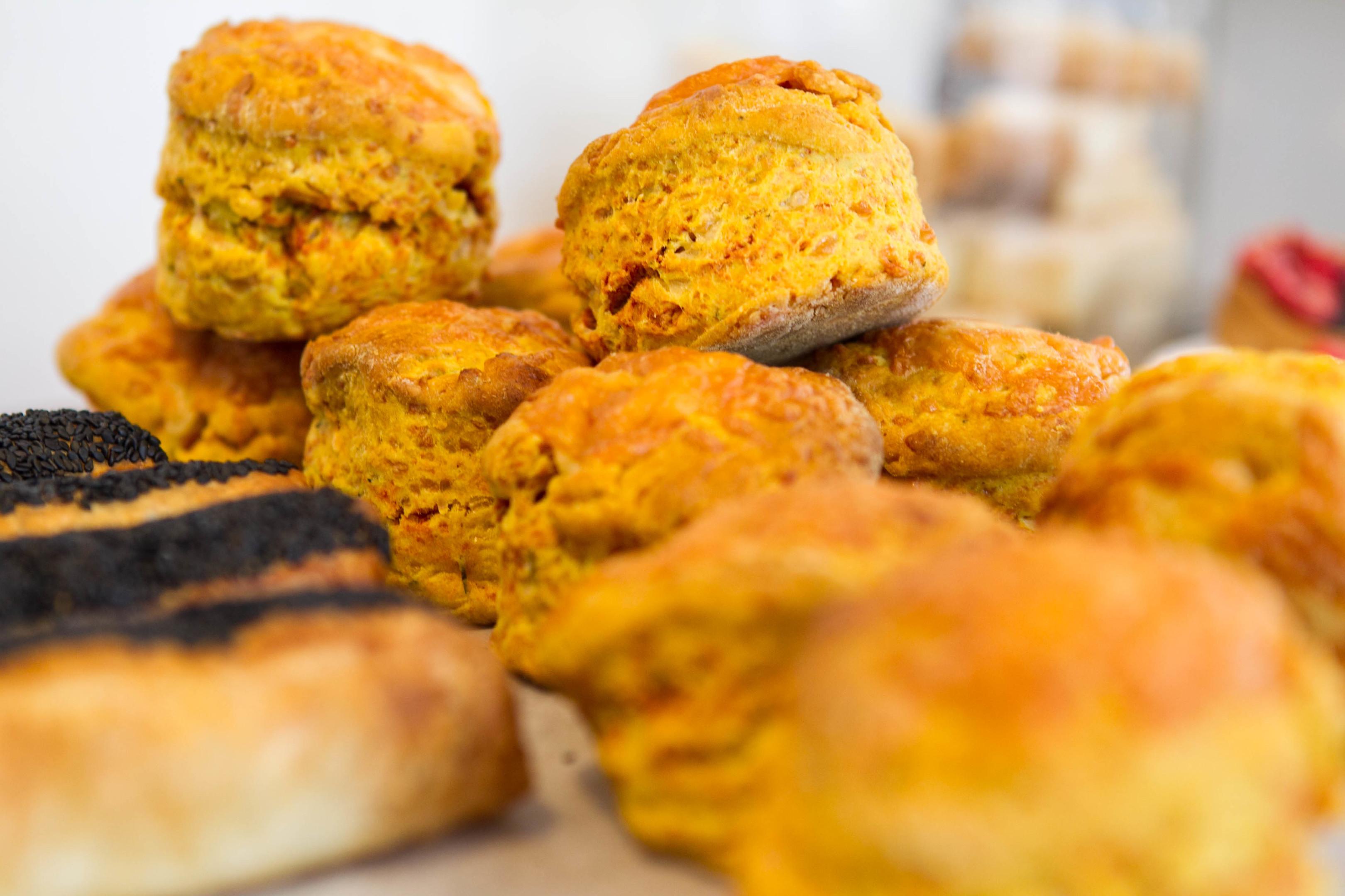 Aran Bakery scones (Chris Austin / DC Thomson)