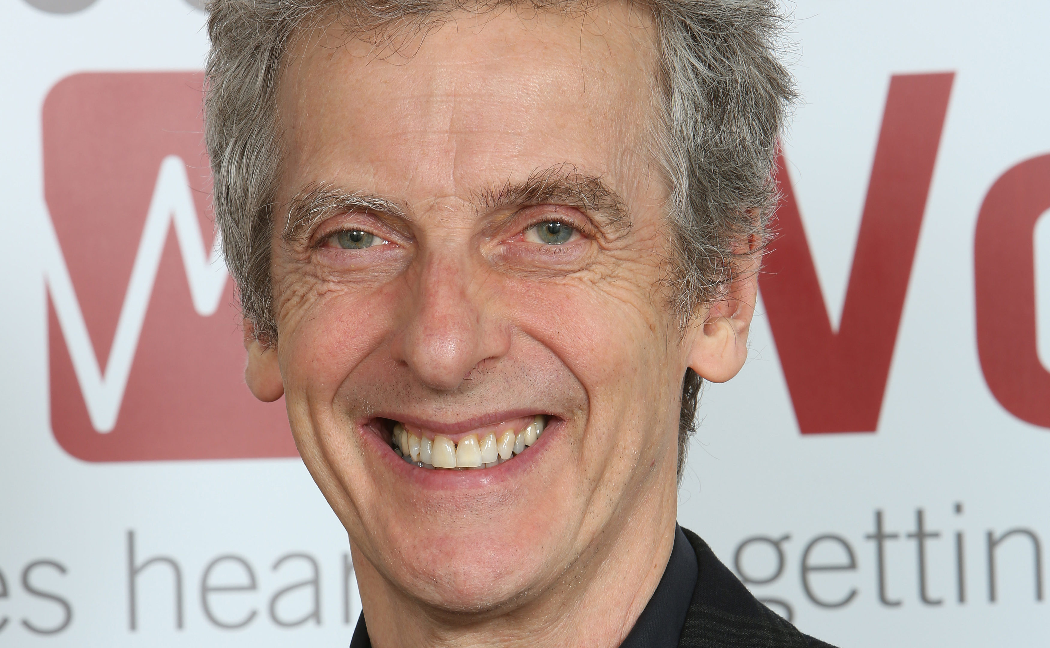 Peter Capaldi hosted the ceremony