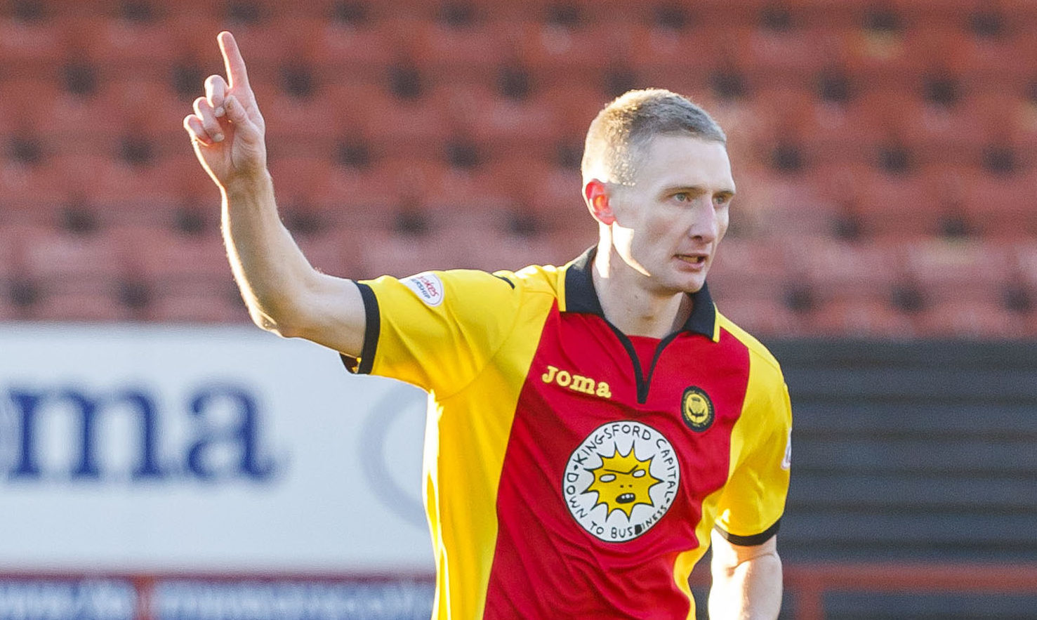 Partick Thistle's Chris Erskine (SNS Group)