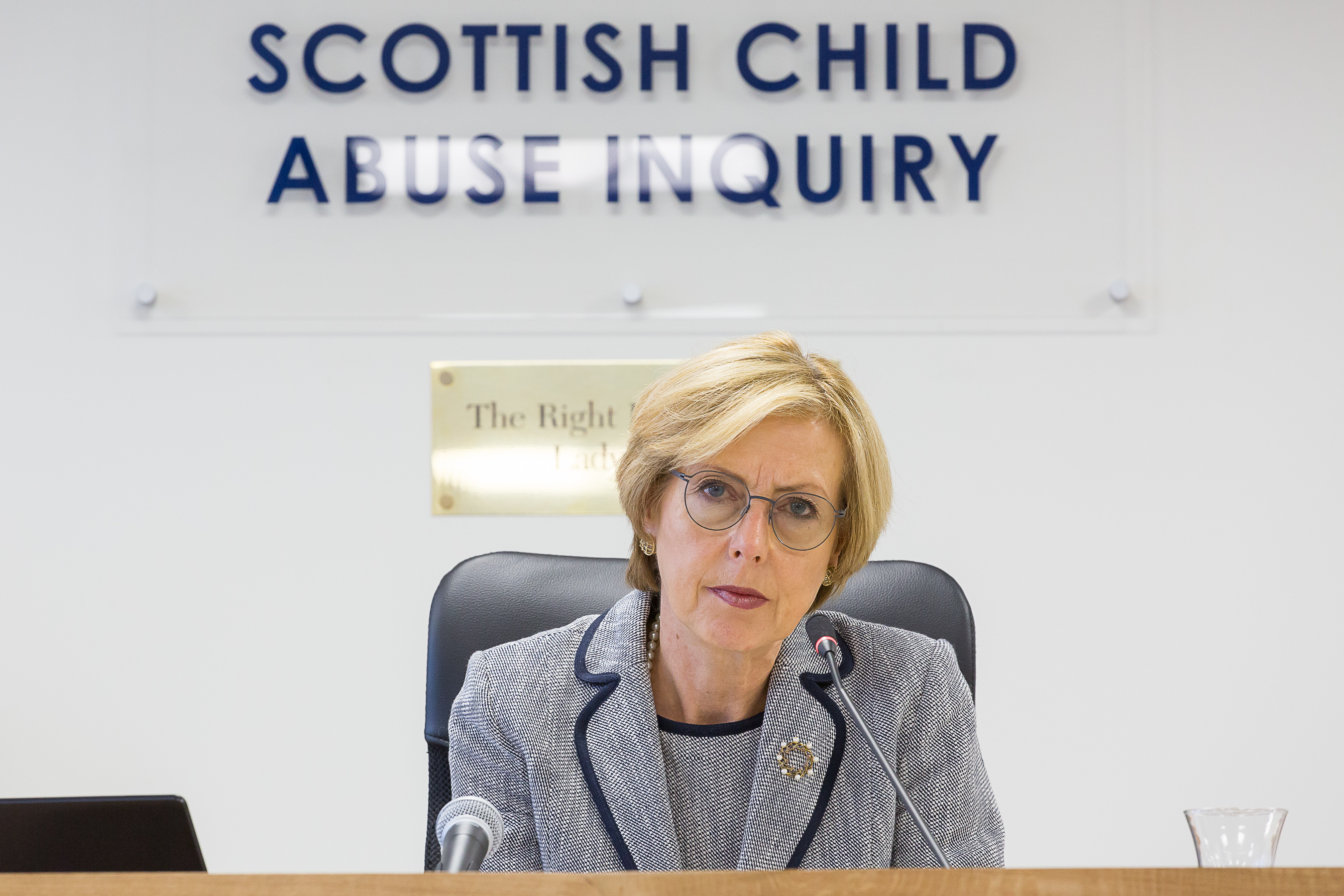 Lady Smith leading the Scottish Child Abuse Inquiry (Nick Mailer Photography)