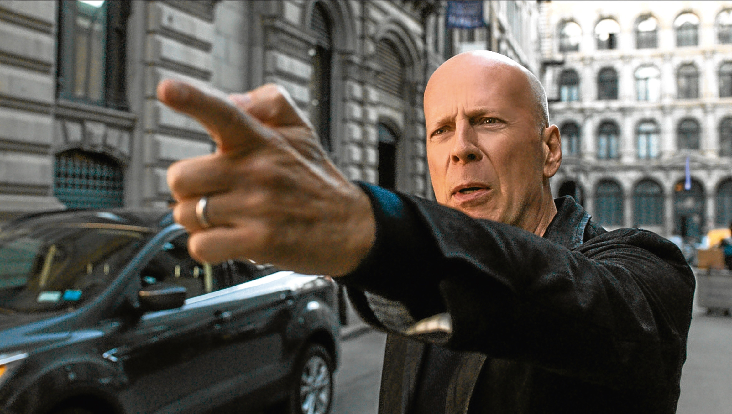 Bruce Willis in Death Wish (Allstar/PARAMOUNT PICTURES)
