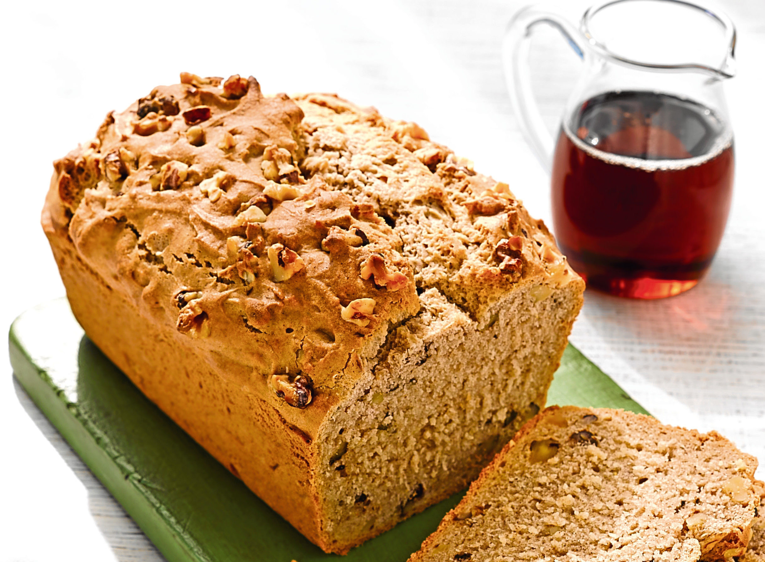 Meals For Under 10 Maple Walnut Bread Sunday Post