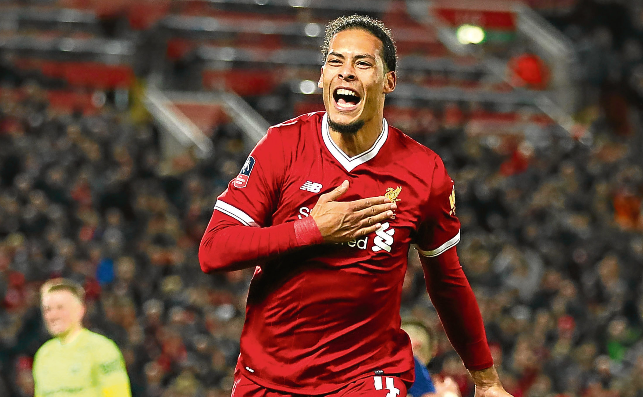Virgil van Dijk (Clive Brunskill/Getty Images)