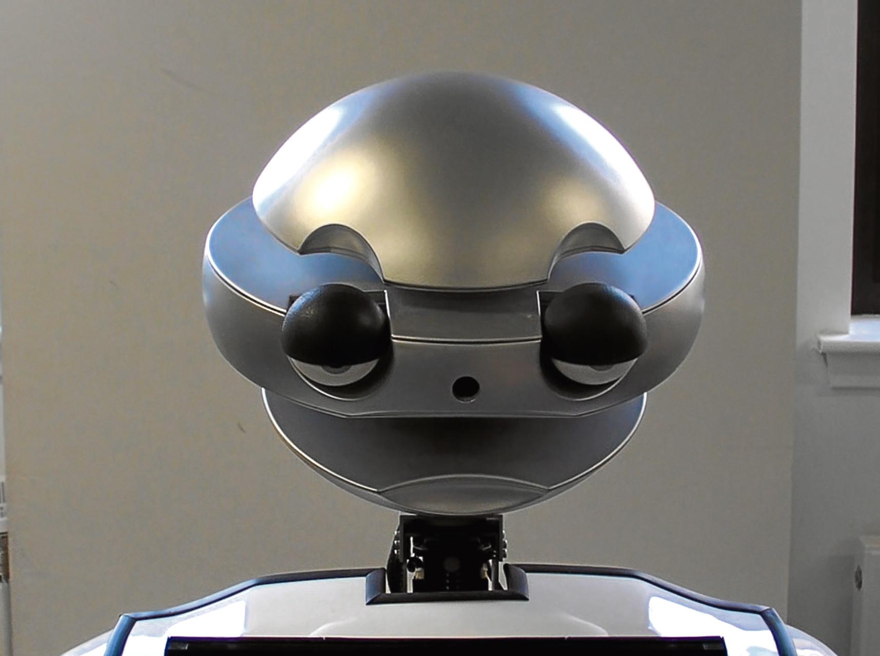 An EMYS robot