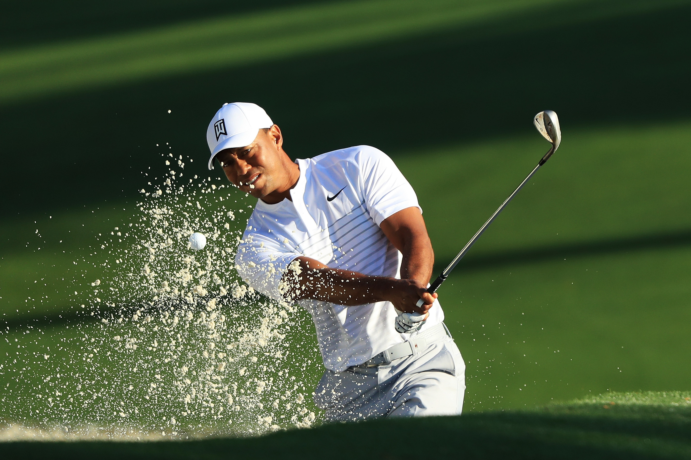 Tiger Woods (Andrew Redington/Getty Images)