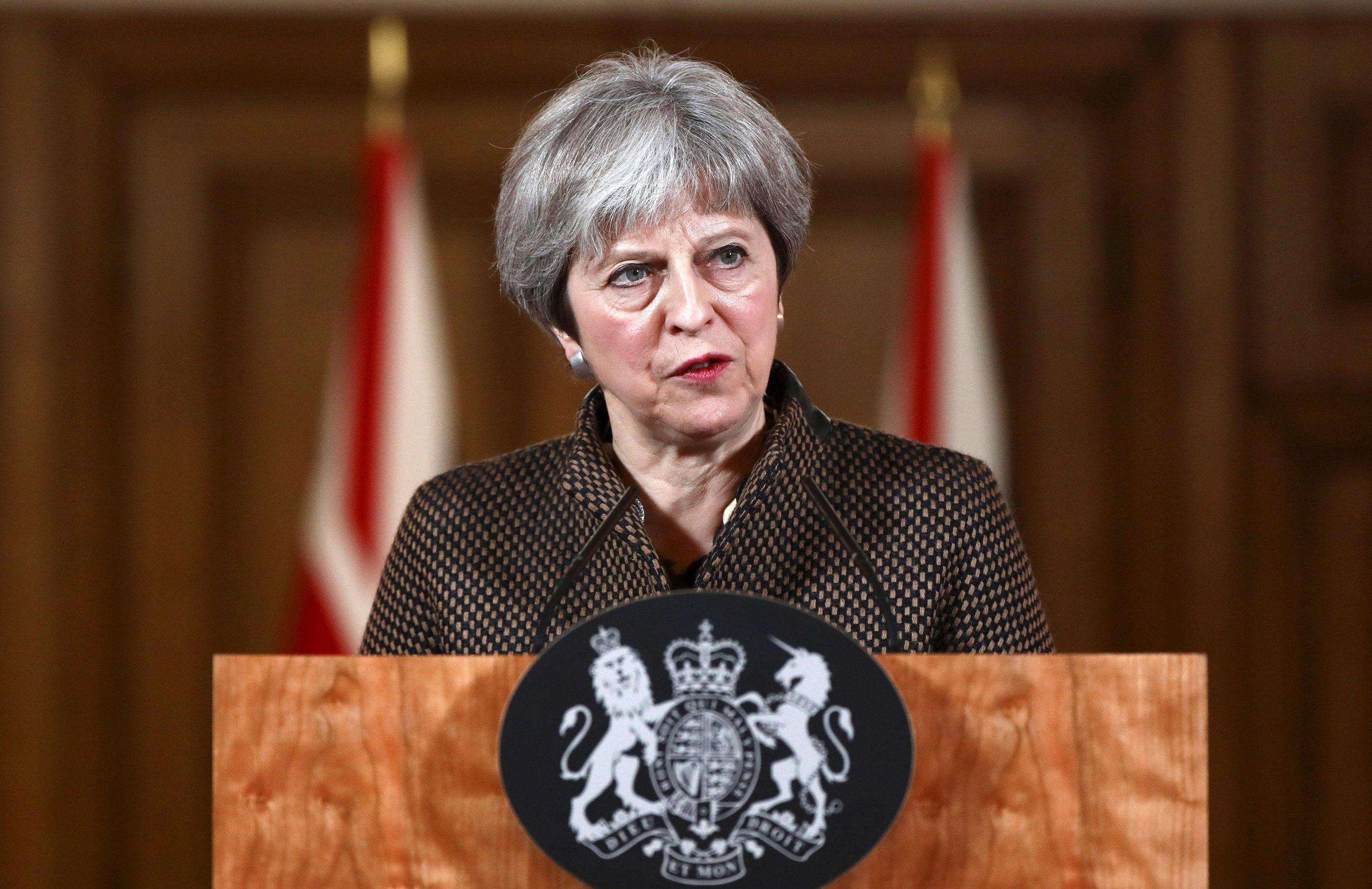 Prime Minister Theresa May (Simon Dawson/ WPA Pool/Getty Images)
