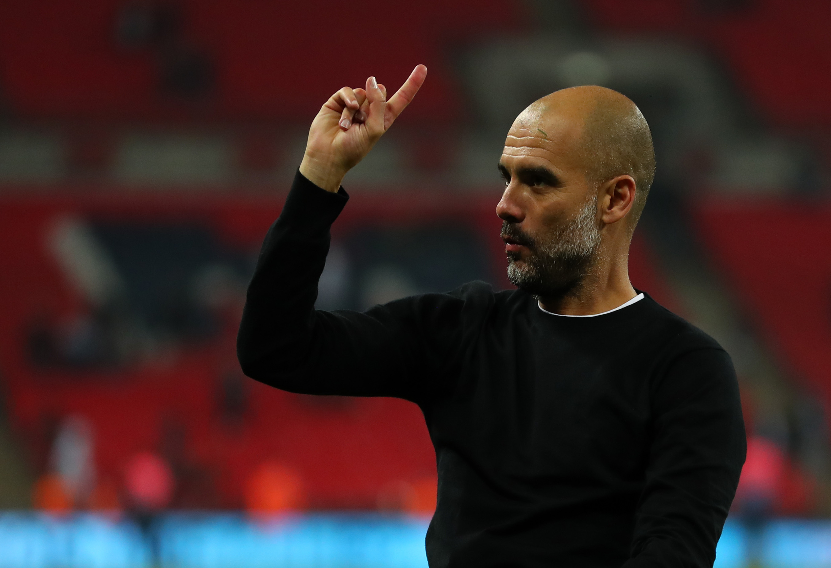 Pep Guardiola could be set for a spending spree (Catherine Ivill/Getty Images)