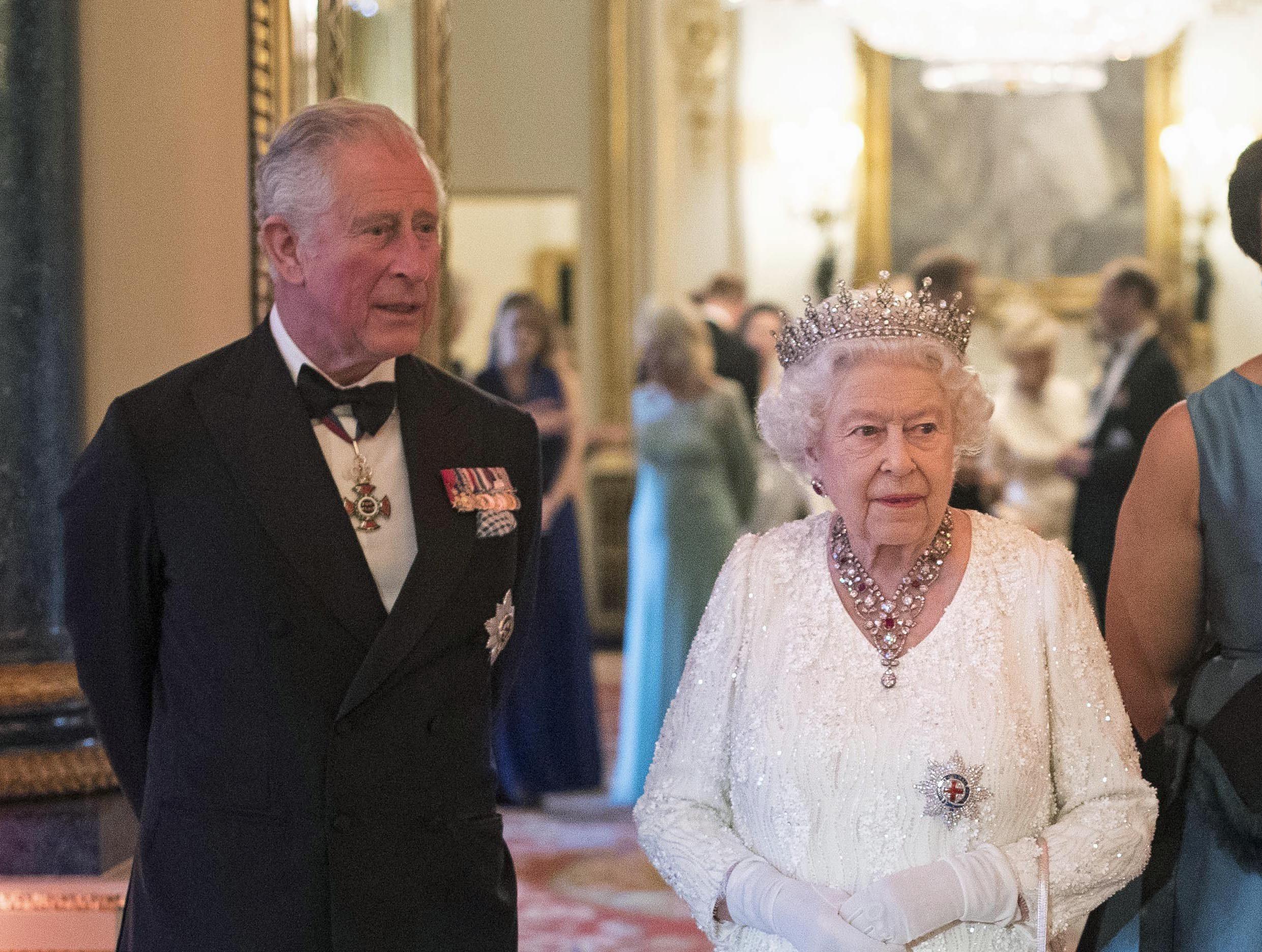 Queen Elizabeth II and Prince Charles (Victoria Jones - WPA Pool/Getty Images)