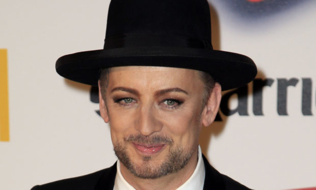 Boy George (Jonathan Brady/PA Wire)