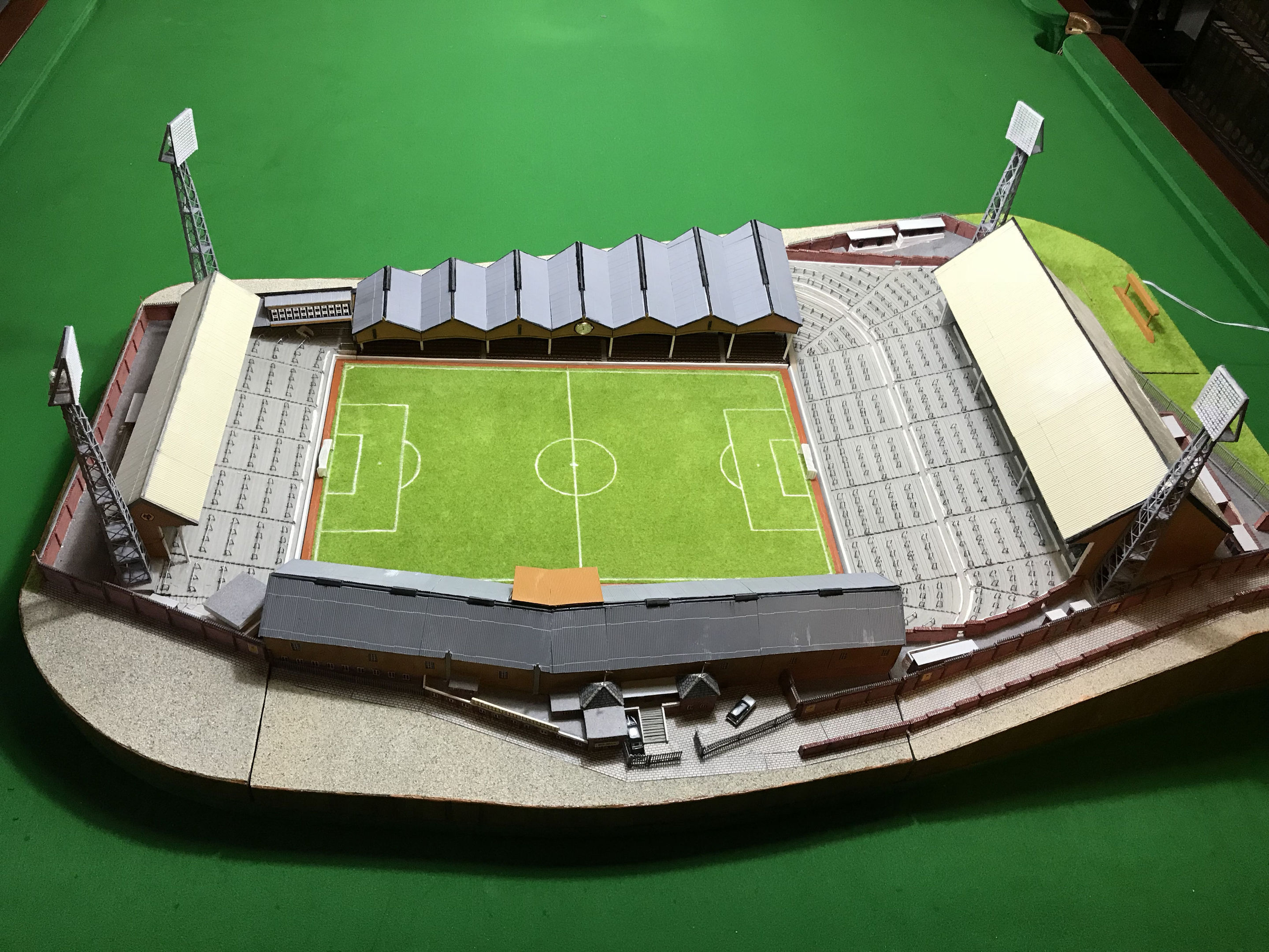In Pictures Life Long Wolverhampton Wanderers Fan Creates