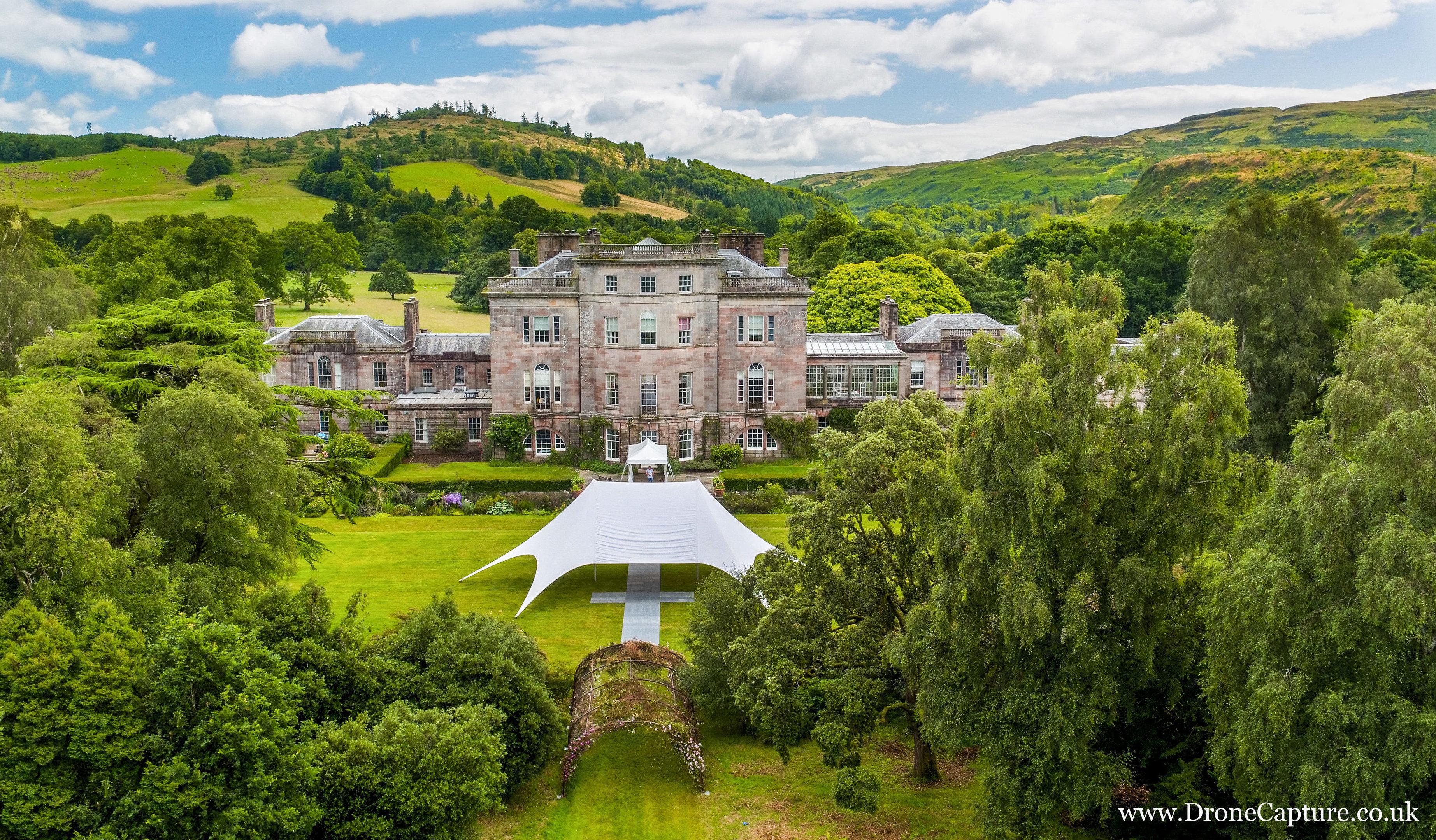 Ardgowan Estate (www.dronecapture.co.uk)