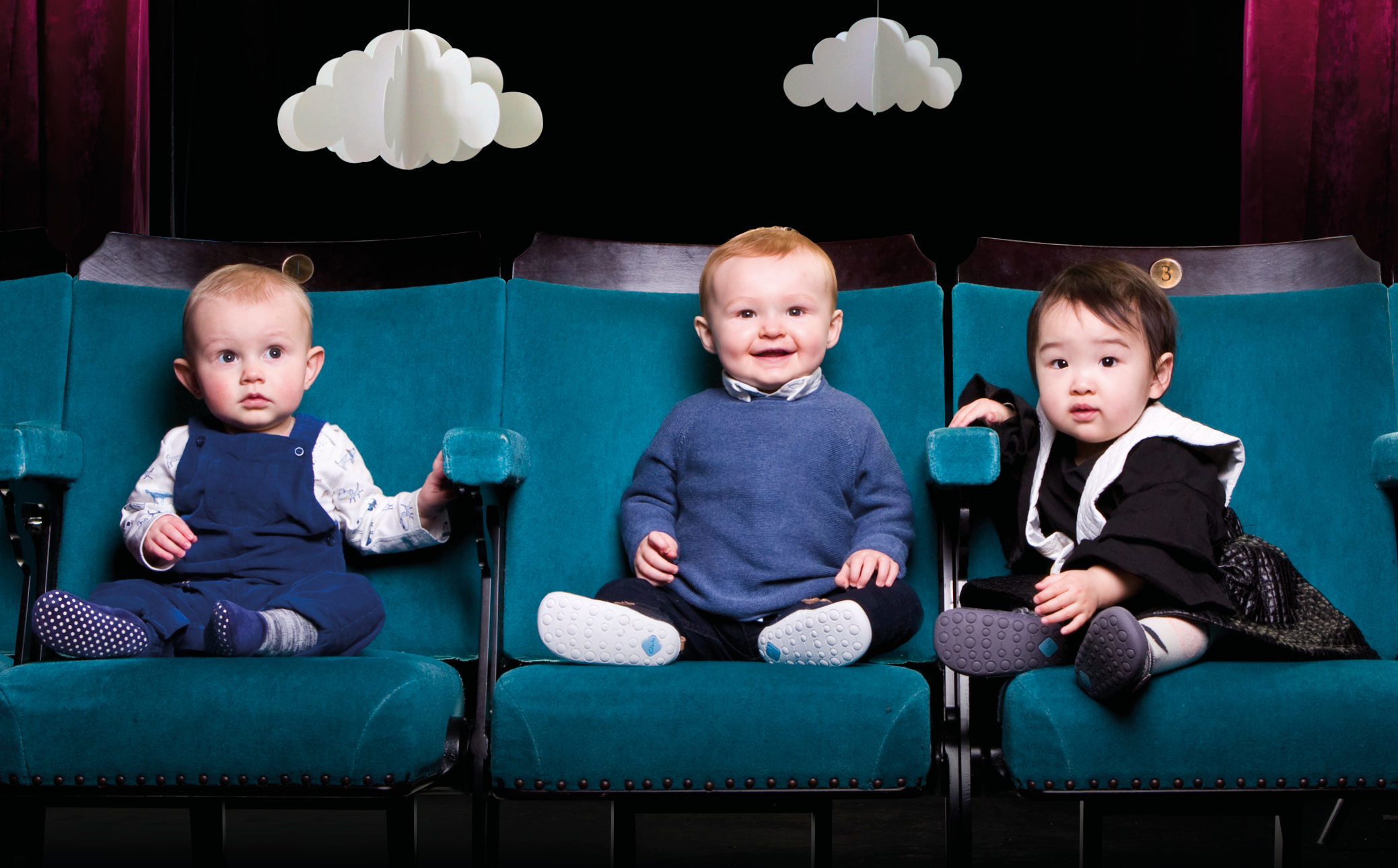 Bambino, a Scottish Opera production for babies