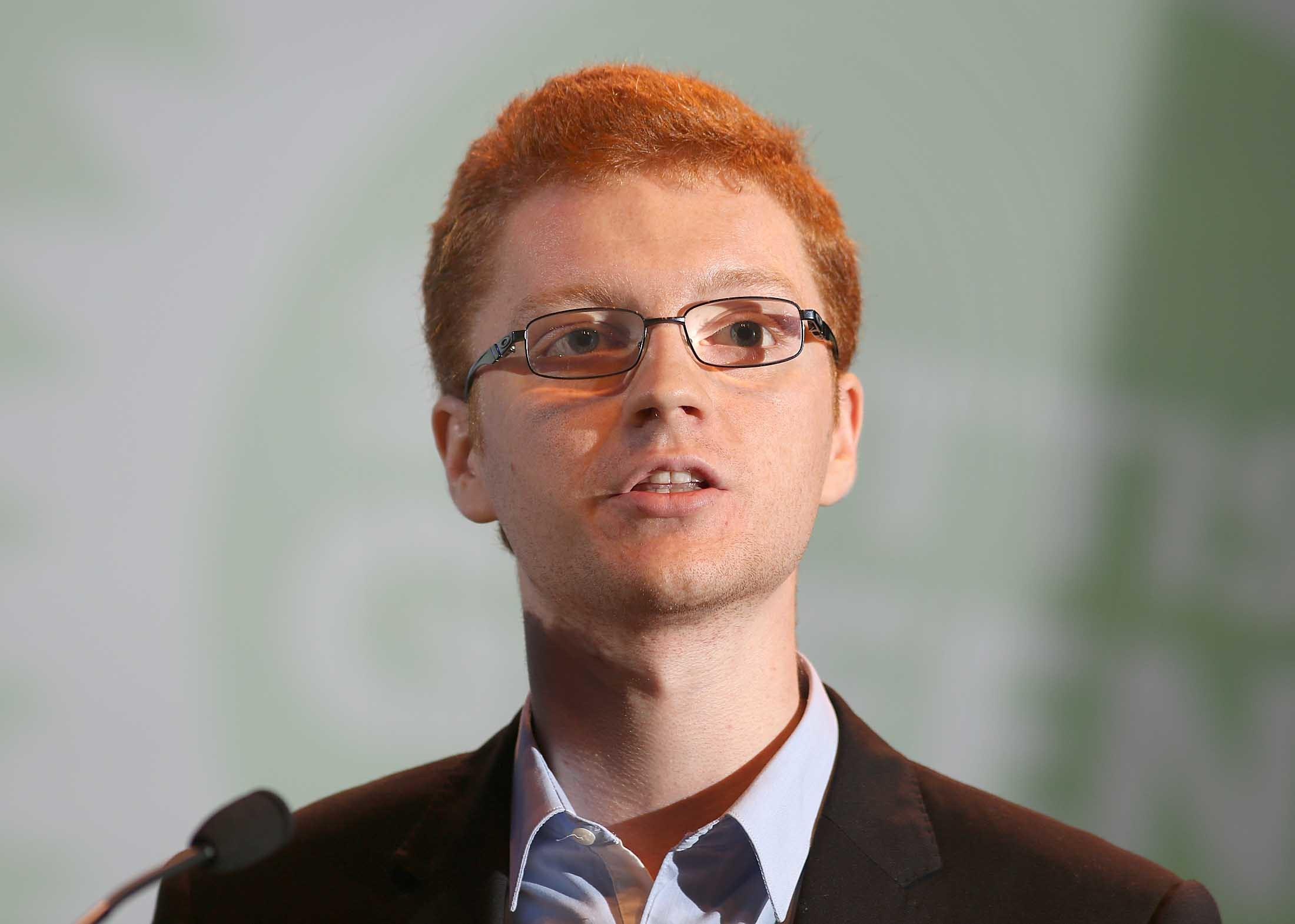 Ross Greer MSP (Pic: Allan Milligan)
