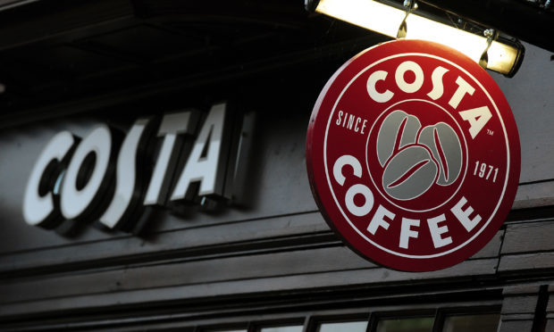 Costa Coffee (Rui Vieira/PA Wire)