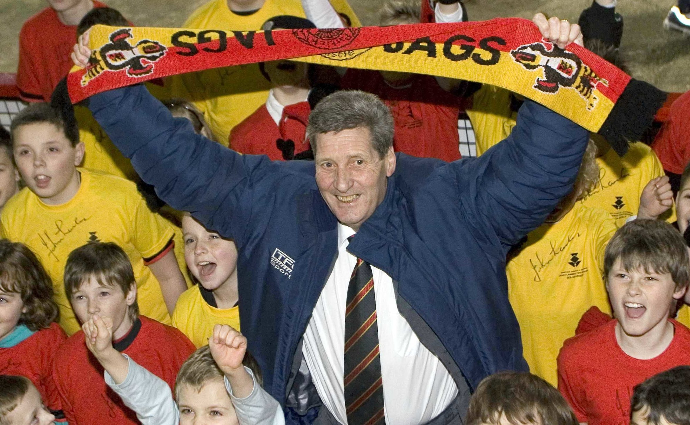 Partick Thistle legend John Lambie (SNS Group)