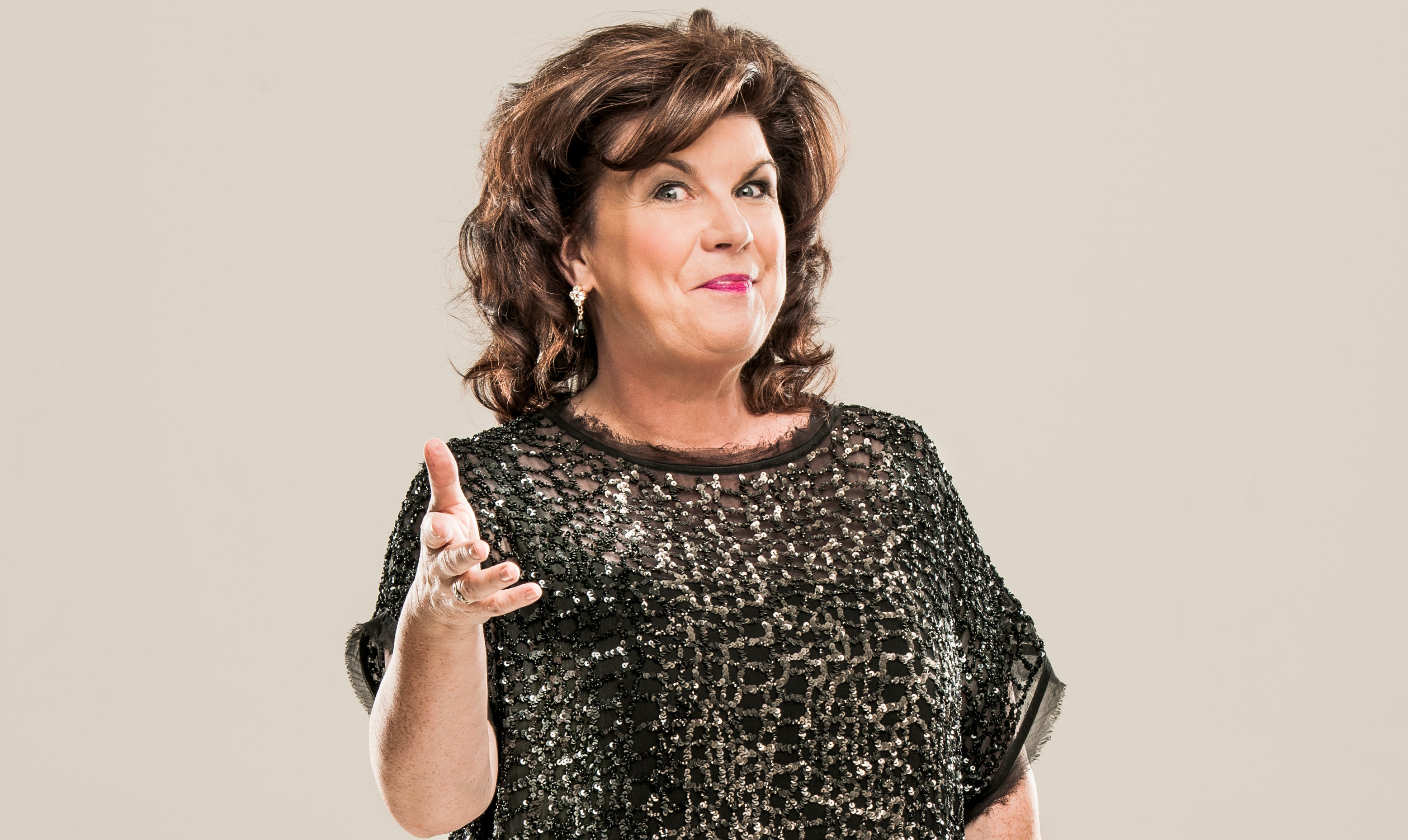 Elaine C. Smith (Picture: David Cheskin)