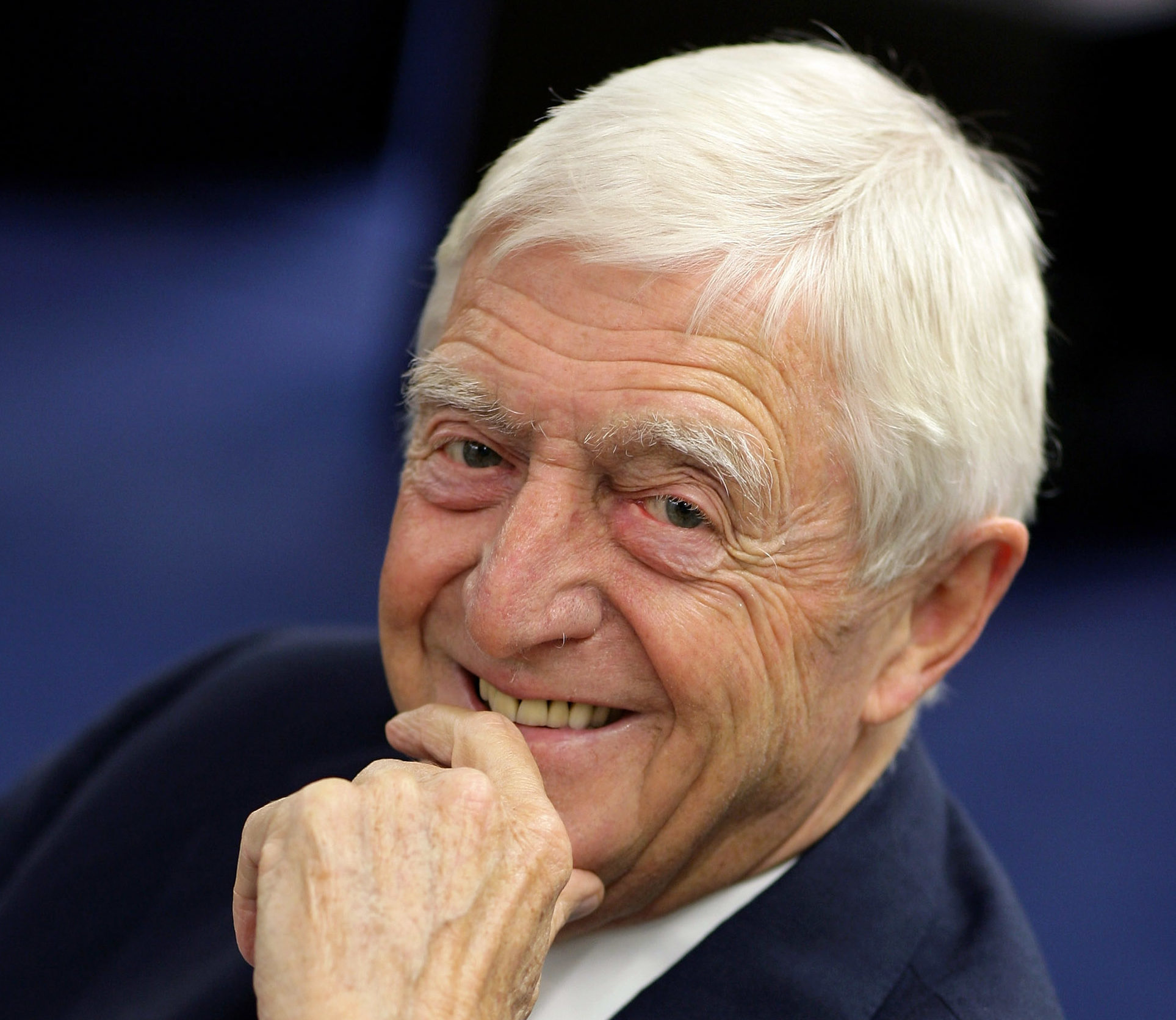 Sir Michael Parkinson (Mike Flokis/Getty Images)