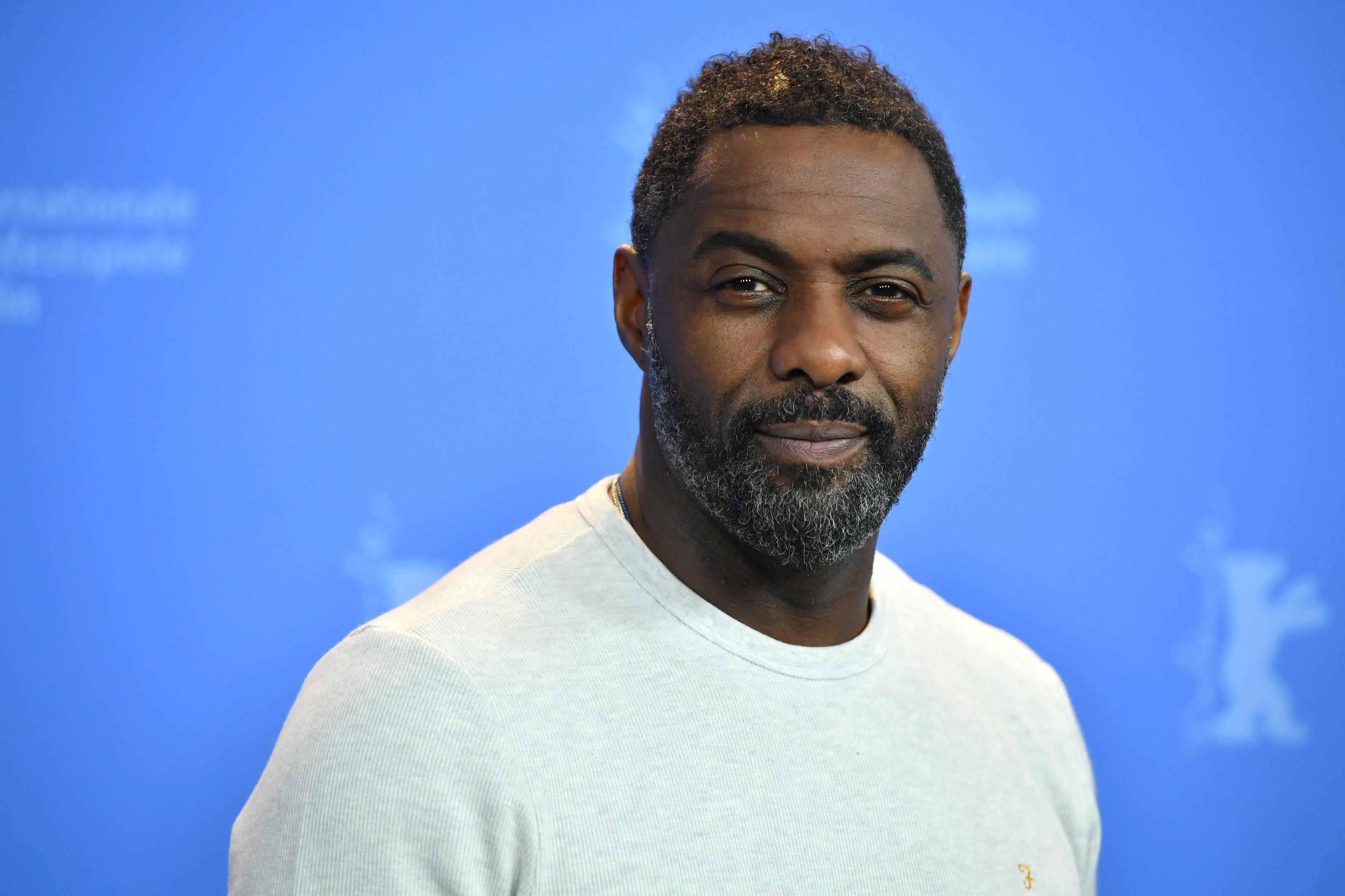 Idris Elba (Alexander Koerner/Getty Images)