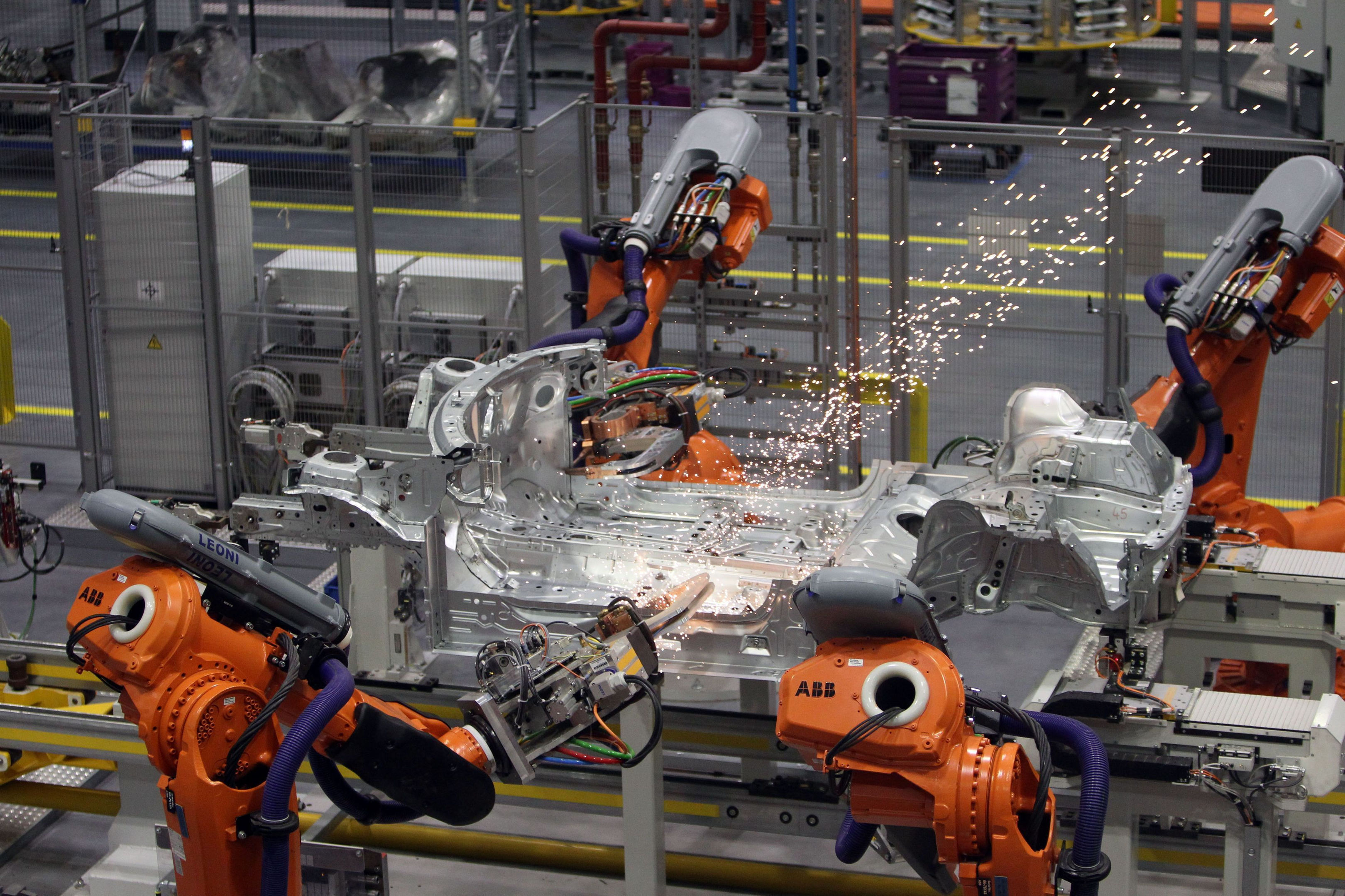 One in three workers believe their job will be automated in the next decade (Steve Parsons/PA Wire)