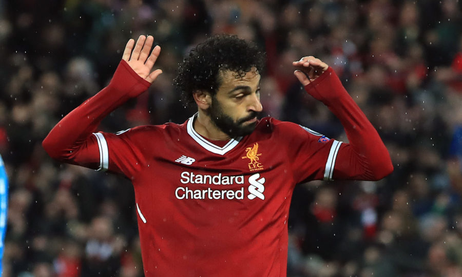 Mo Salah continues to shatter records after his impeccable performance last night.