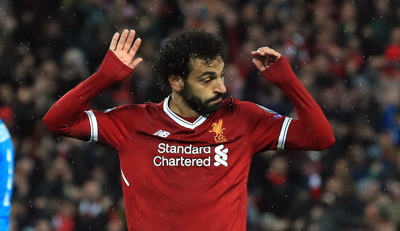 Liverpool's Mohamed Salah (Peter Byrne/PA Wire)