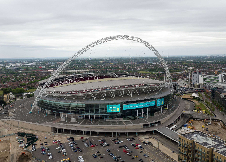 Wembley Stadium, London (Steve Parsons/PA Wire)