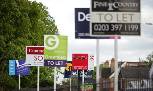 As many as a third of millennials face the prospect of renting into retirement, the Resolution Foundation has said (PA)