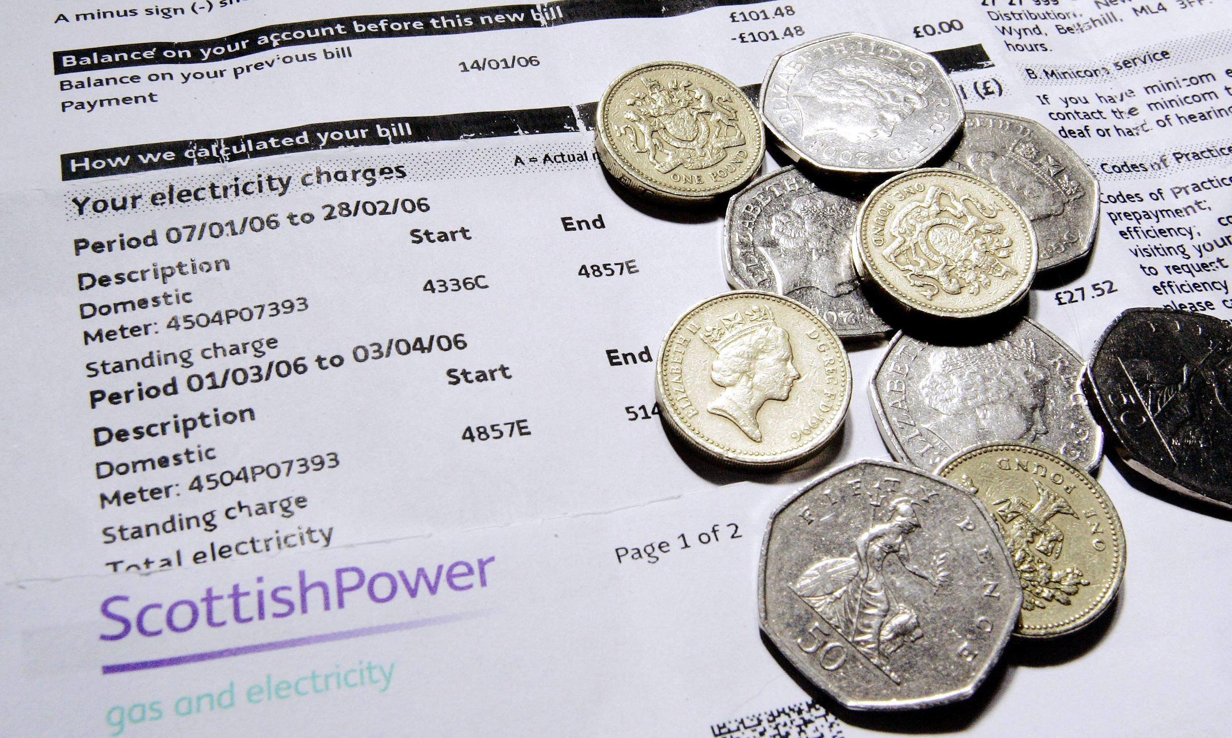 ScottishPower is putting up gas and electricity prices. (Andrew Milligan/PA)