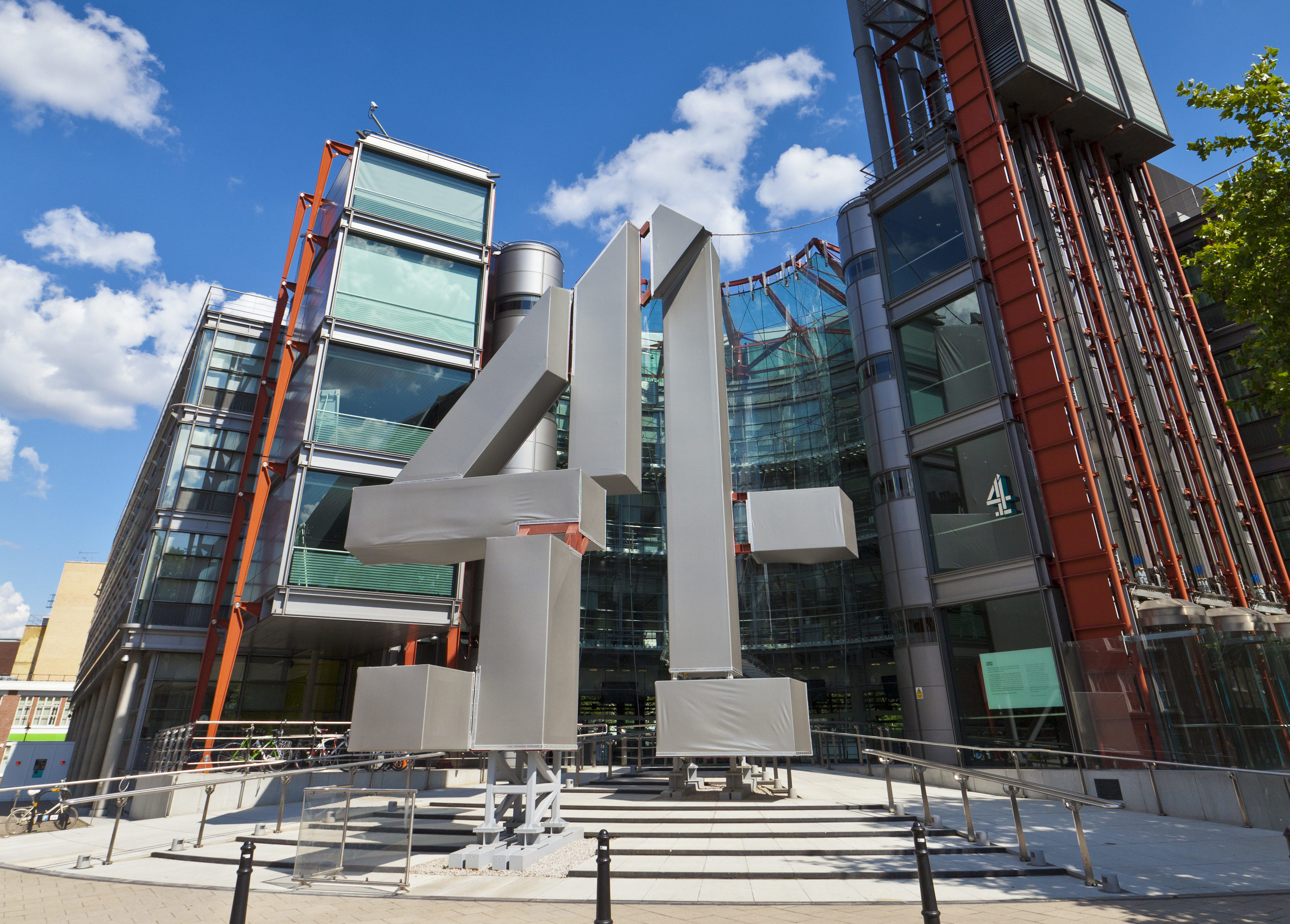Channel Four Headquarters in London (Getty Images/iStock)