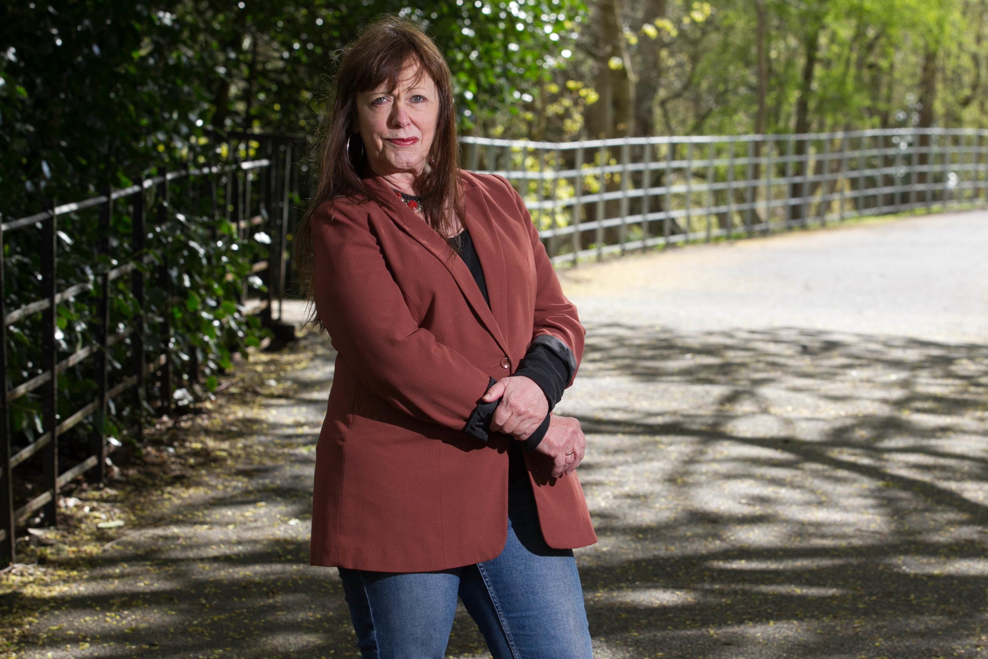 Donna Franceschild wrote the screenplay for new film Bridge (Chris Austin / DC Thomson)