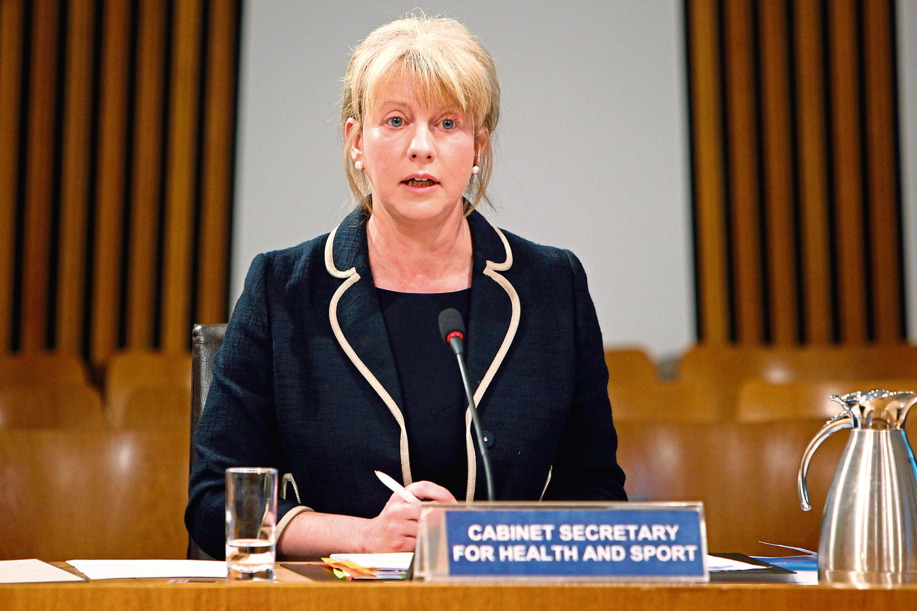 Shona Robison (Andrew Cowan/Scottish Parliament)