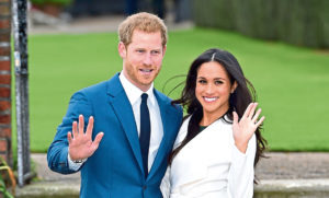 Harry and Meghan to no longer use HRH titles and lose royal funds
