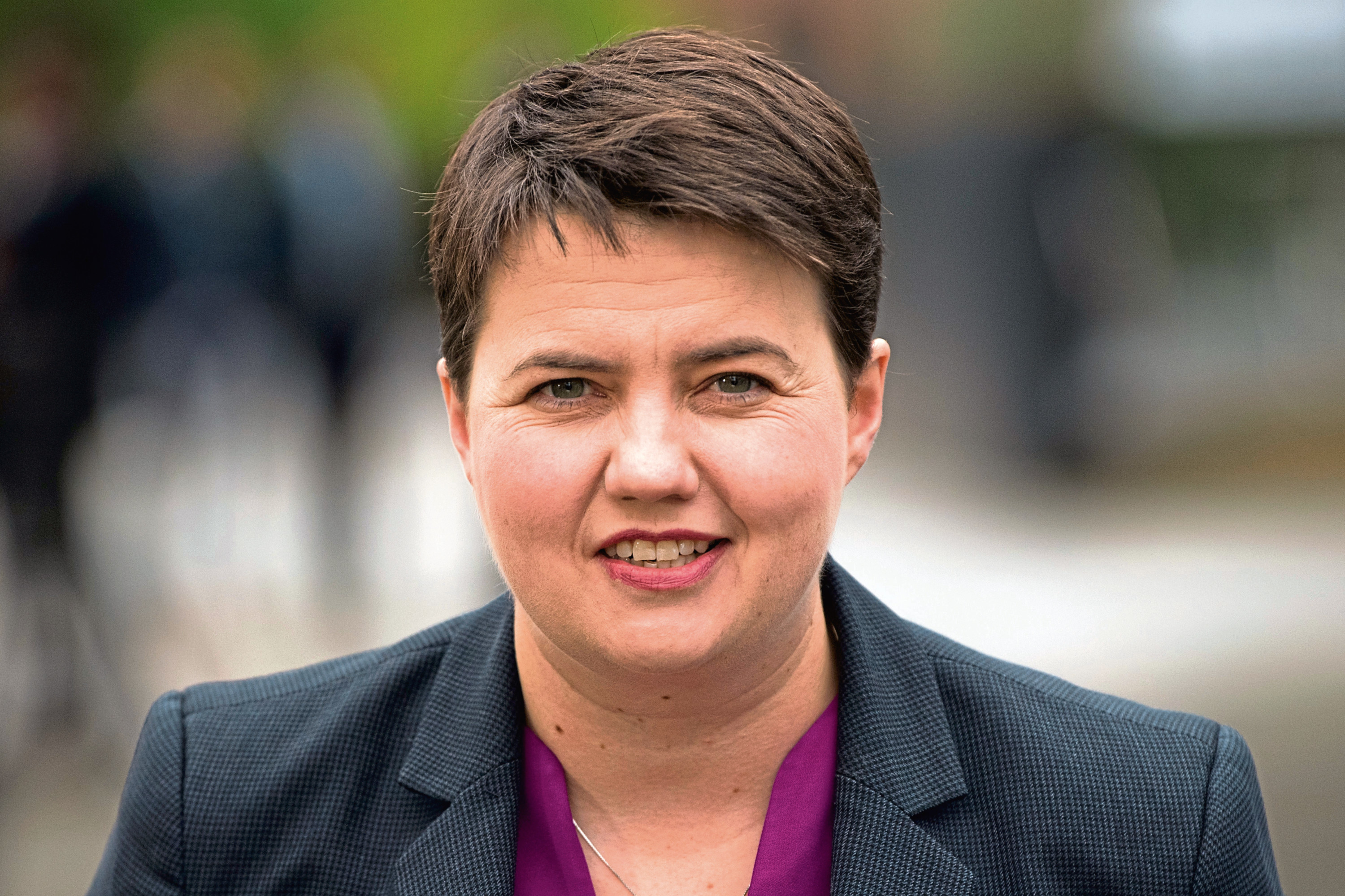 Leader of the Scottish Conservative Party, Ruth Davidson (Carl Court/Getty Images)
