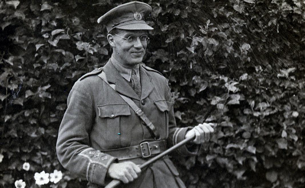 Major Alastair Soutar  was killed in the battle of Aisne, 1918