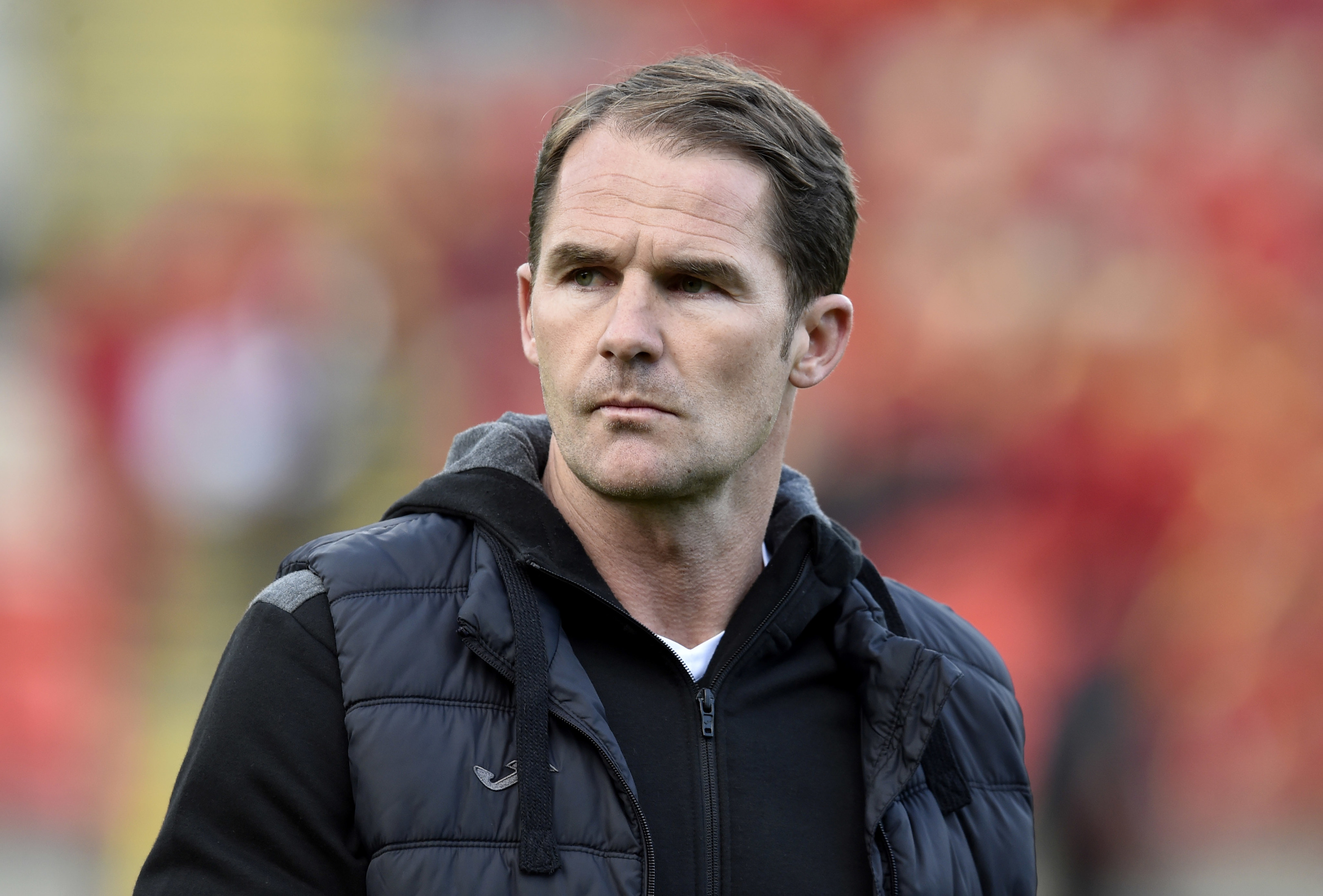 Partick Thistle manager Alan Archibald (SNS Group)